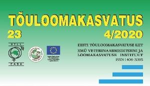 TÕULOOMAKASVATUS 4/2020